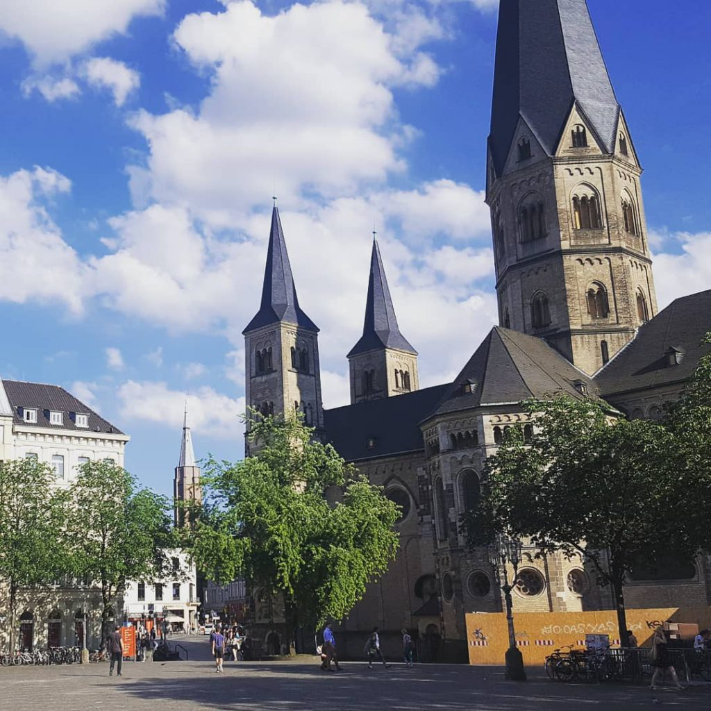cathedral in Bonn